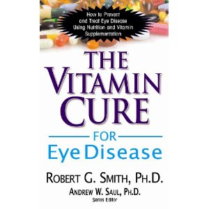 VITAMIN CURE FOR EYE DISEASES